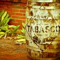 TABASCO barrel - Courtesy of Iberia Parish CVB