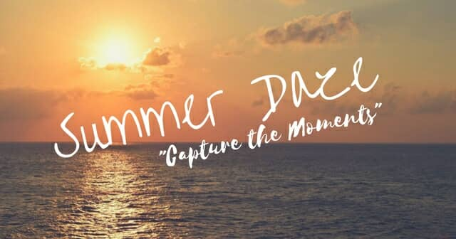Summer daze photo contest