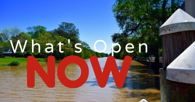 What's open now in Iberia